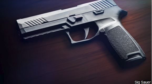 3 Texas men plead guilty in theft of hundreds of firearms