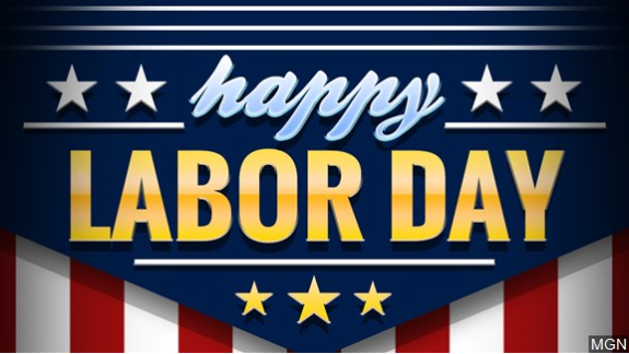 Labor Day Holiday Closings around the Crossroads