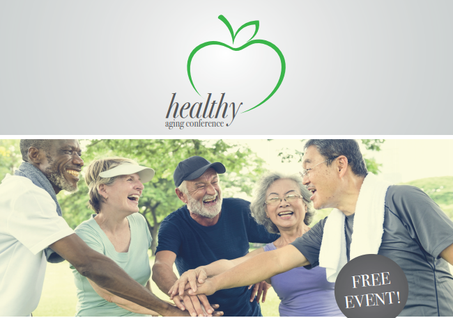 Health screening and information offered at annual Healthy Aging Conference