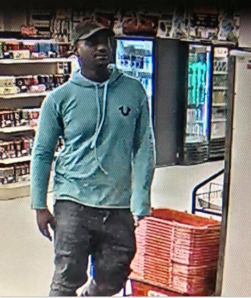Wharton Police Department searching for information on HEB robbery suspect