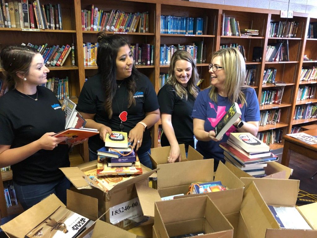 Local sponsors spread the Magic of Storytelling in the Crossroads