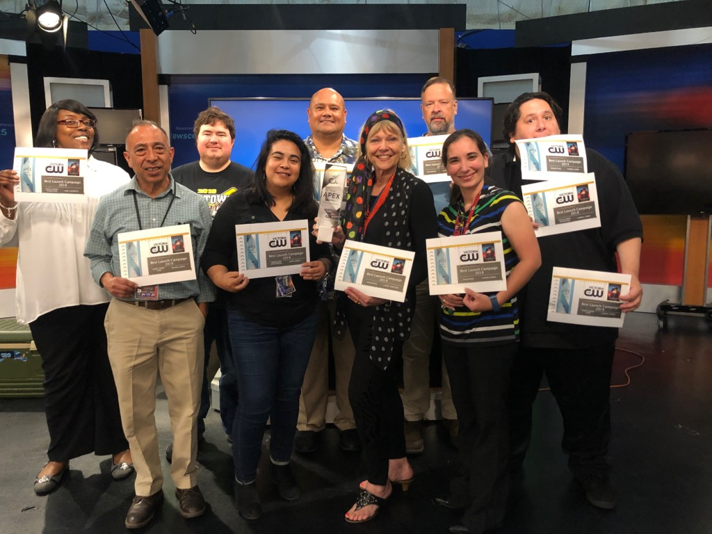 Newest CW affiliate in Victoria wins national award