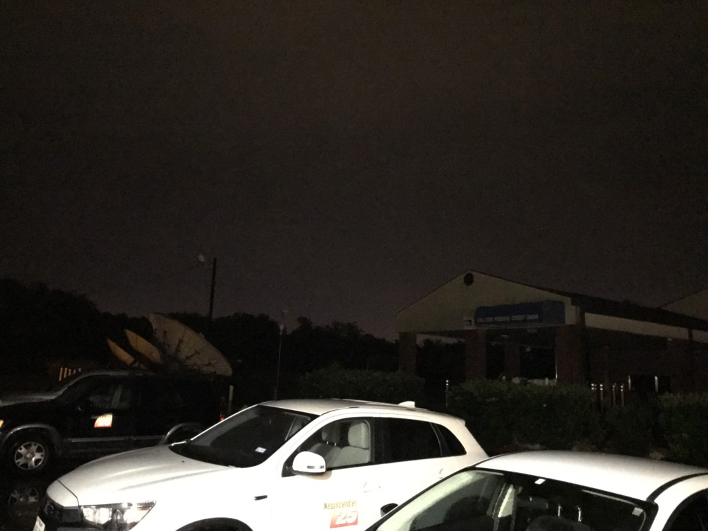 VIDEOS: Power outage in Crossroads caused by severe storm
