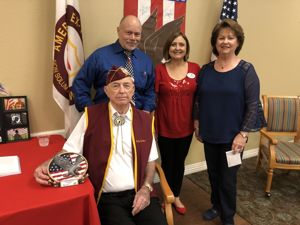 WWII Prisoner of War is July's Military Hero of the Month