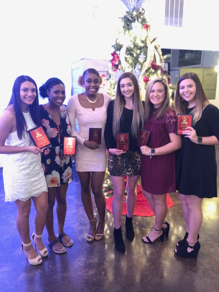 East Volleyball Awards Handed Out Monday