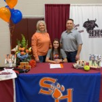 Area H.S. Sports Stars Sign With Colleges