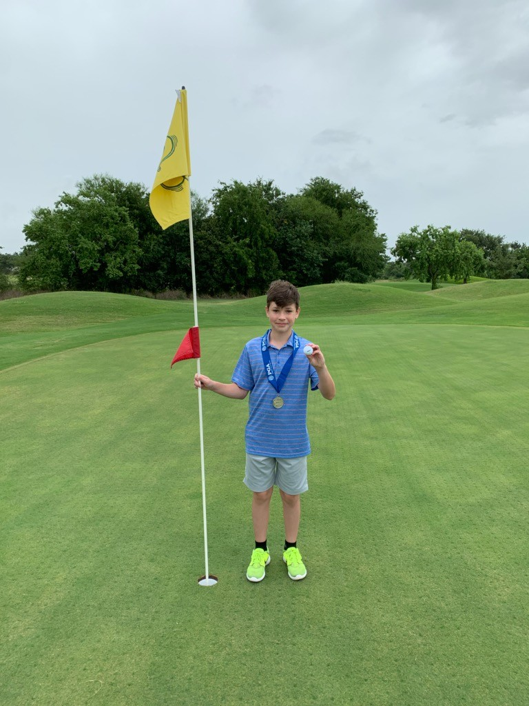 Southern Texas PGA Jr. Golf In Victoria Final Round