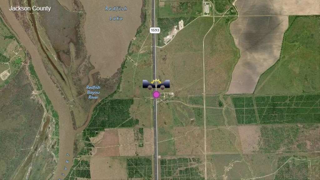 1 dead after multi-vehicle accident involving two semi-trailers on FM 1593