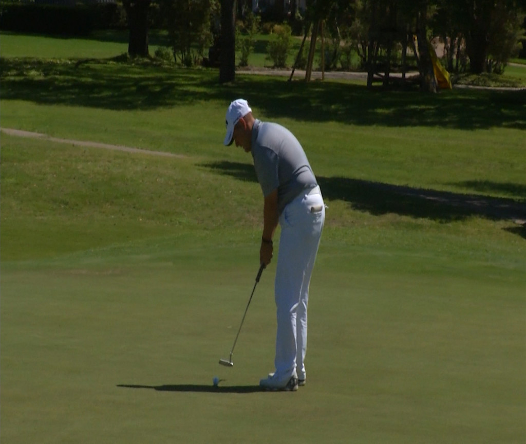 Two Victoria Pro Golfer Finish Top Two At STPGA Event
