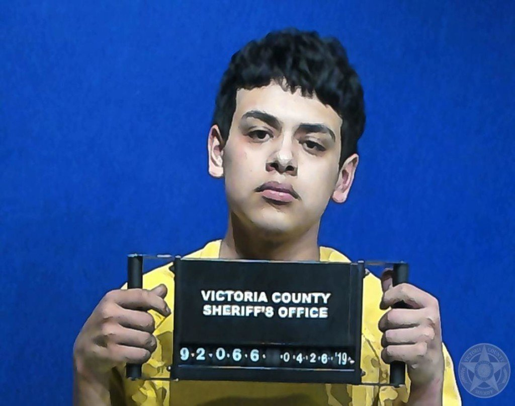 Victoria teen charged with aggravated assault with a deadly weapon