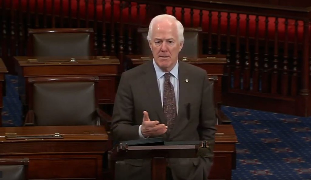 Cornyn: Targeted border security can help thriving border region remain prosperous
