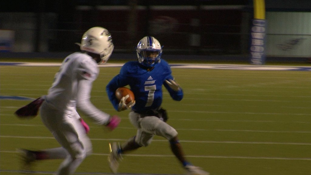 Athlete Of The Week: KeAon Griffin