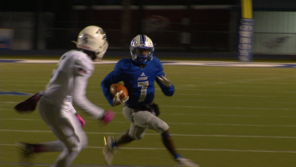 St. Joe Football Moves On In Playoffs