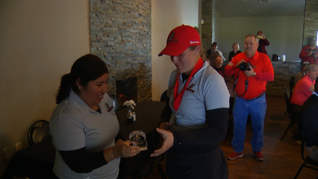 UHV Women's Golfer Takes Second Place In Houston
