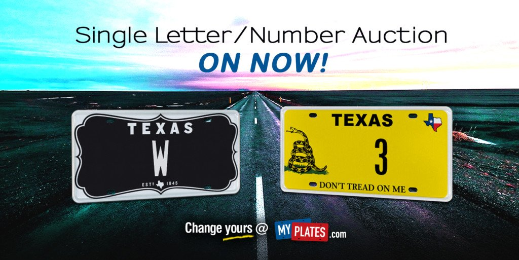 My Plates auctioning last remaining single-digit license plate