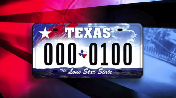 Texas rejected 3,800 personalized license plates in 2018