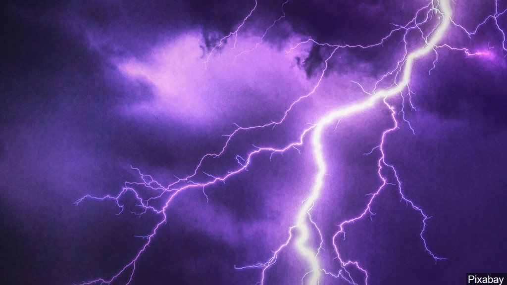 Contractor at Formosa hit by Lightning