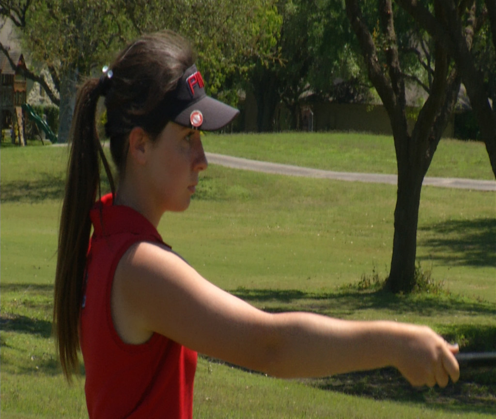 Former East Girls Golfer Earns Special College Honor