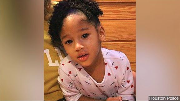 Police: Man says 4-year-old stepdaughter abducted in Houston