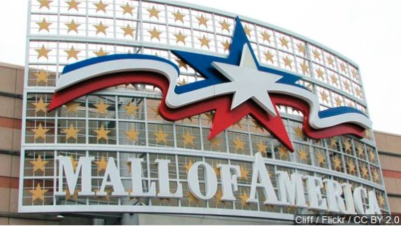 5-year-old child hurt in Mall of America incident