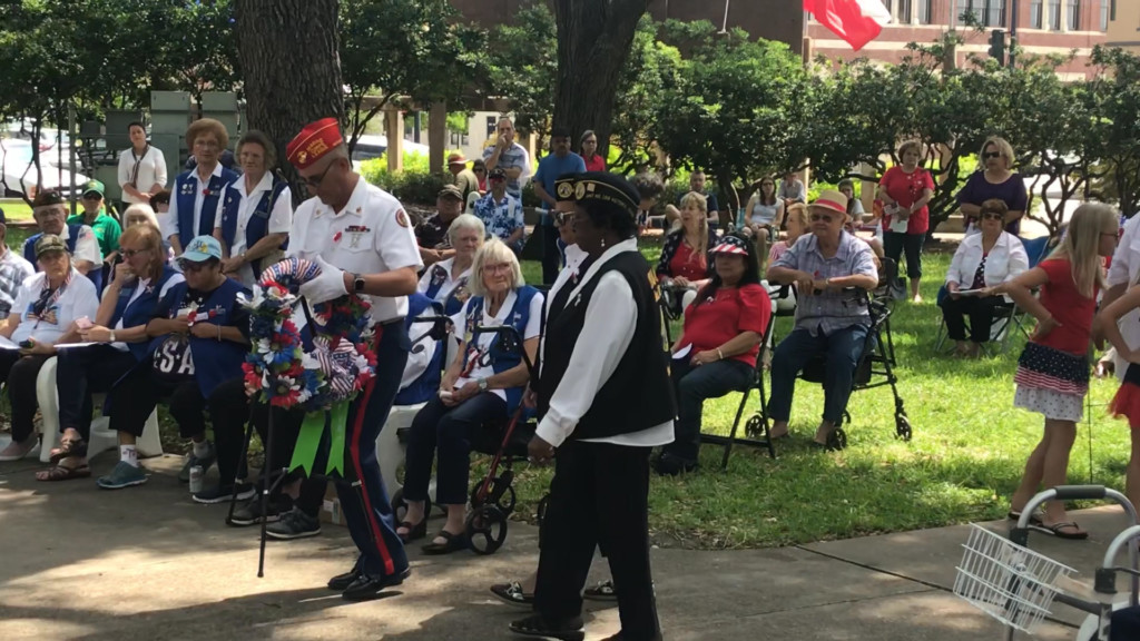 Victoria community remembers fallen soldiers this Memorial Day