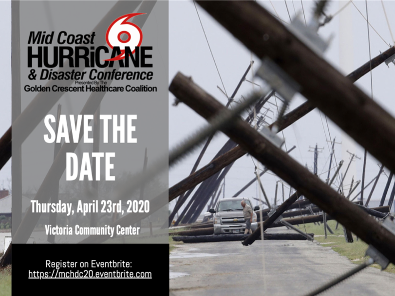 Registration open for Mid-Coast Hurricane and Disaster Conference 2020