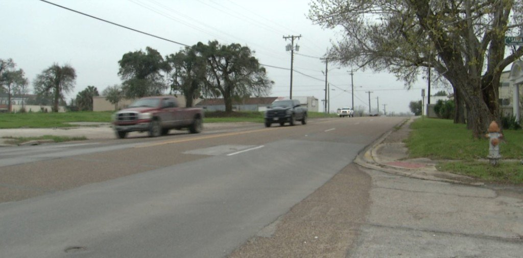 Moody Street to reduce lanes beginning Monday for utility installation