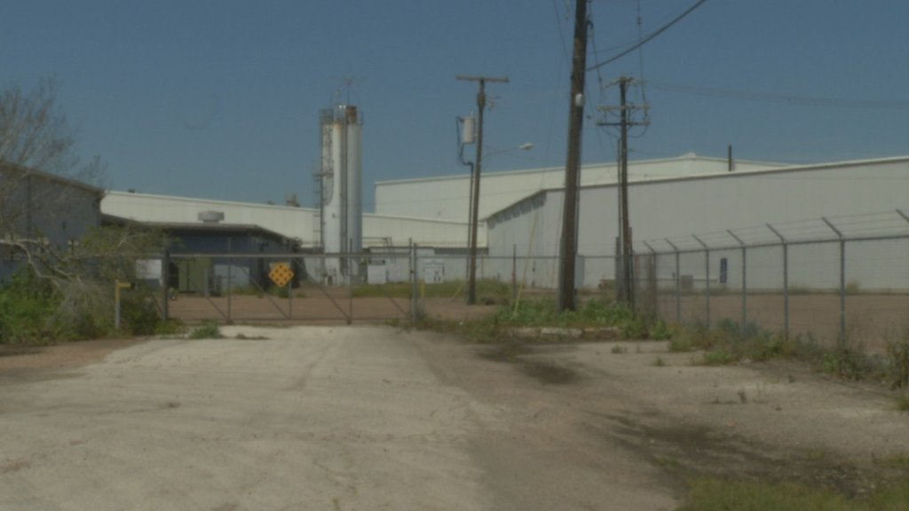 Cuero Fire Department investigates arson case at local textile plant