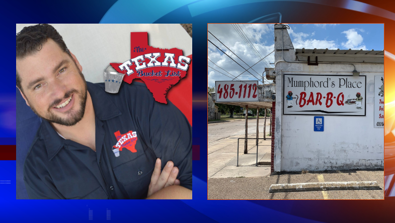 "Mumphord's Place Bar-B-Q on ""The Texas Bucket List"""
