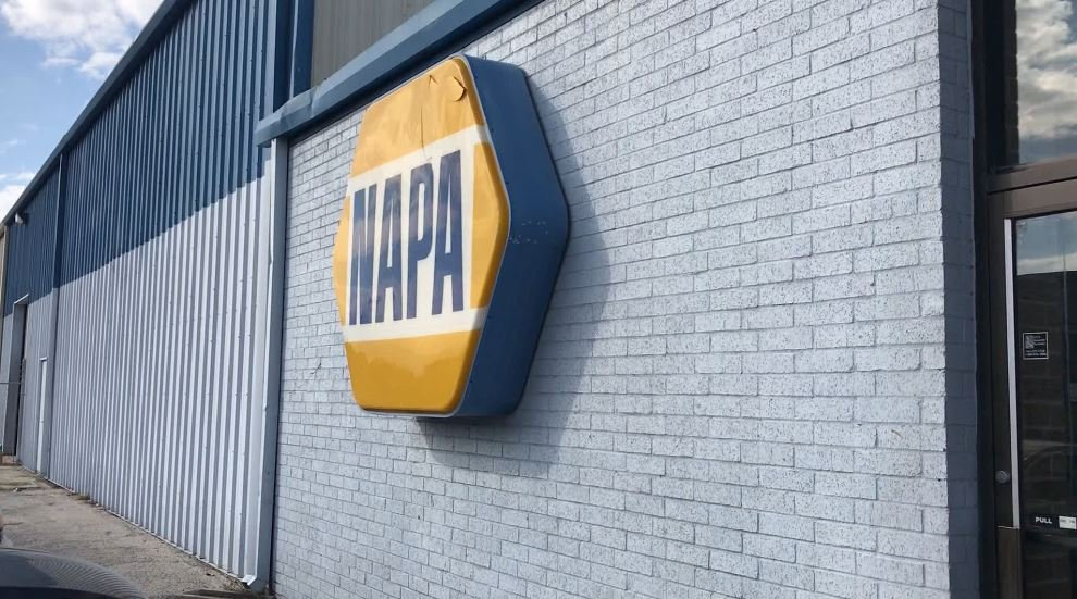 Napa Auto Parts collecting donations for Coast Guard members during government Shutdown