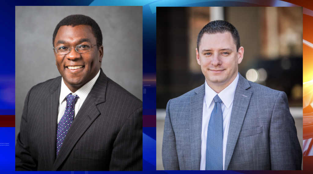 Victoria City Manager names two new assistant city managers