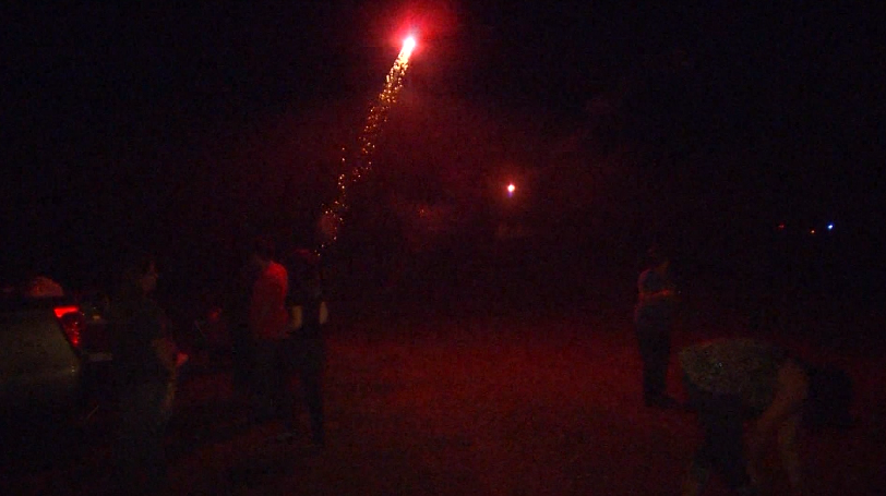 Firework Safety For Ringing in 2019 in the Crossroads