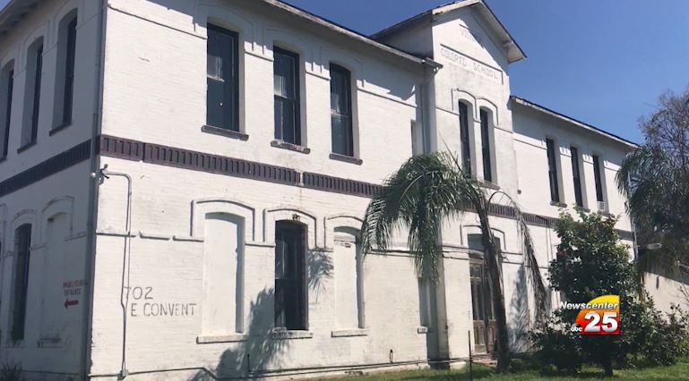 Reflecting on the history of the Old Victoria Colored School