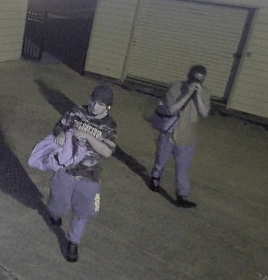 Victoria Crime Stoppers asking for info on burglary of vehicle