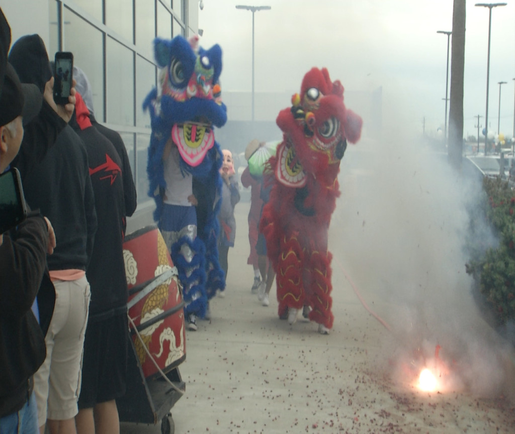 Port Lavaca Auto Group celebrate Chinese New Year in style