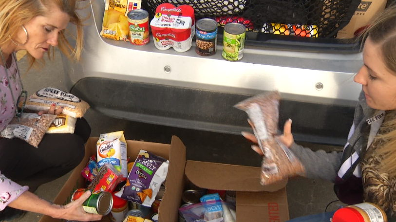 Port Lavaca community comes together to assist families affected by shutdown