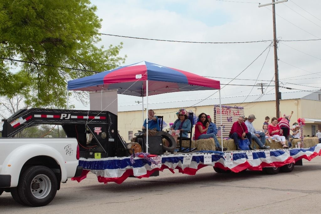 Refugio County Fair and Parade is here