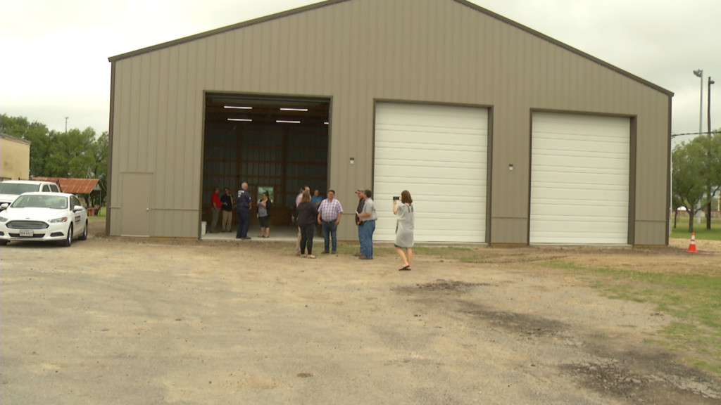 Refugio Volunteer Fire Department one step closer to recovery