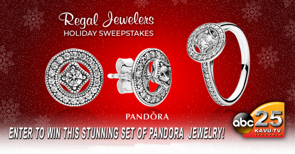 Regal Jewelers Holiday Sweepstakes