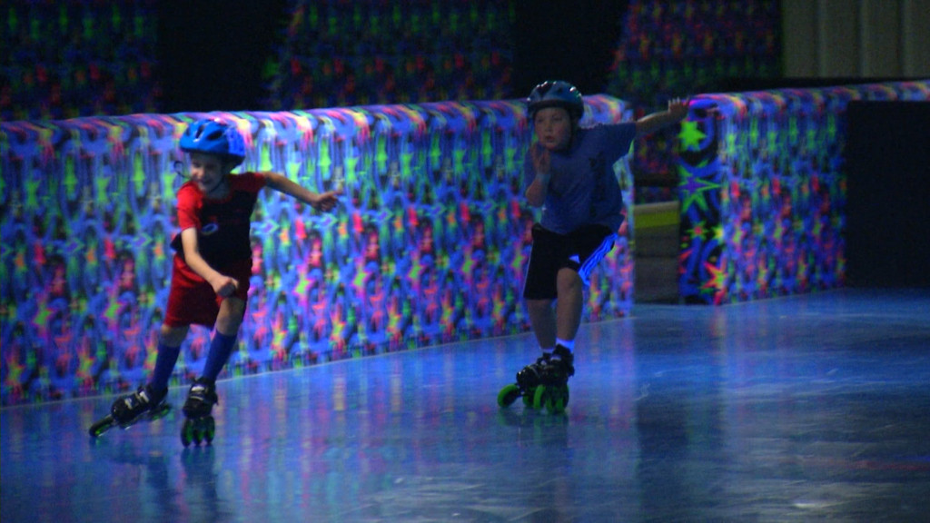 Victoria Rolling Thunder Youth Speed Skaters 5-7