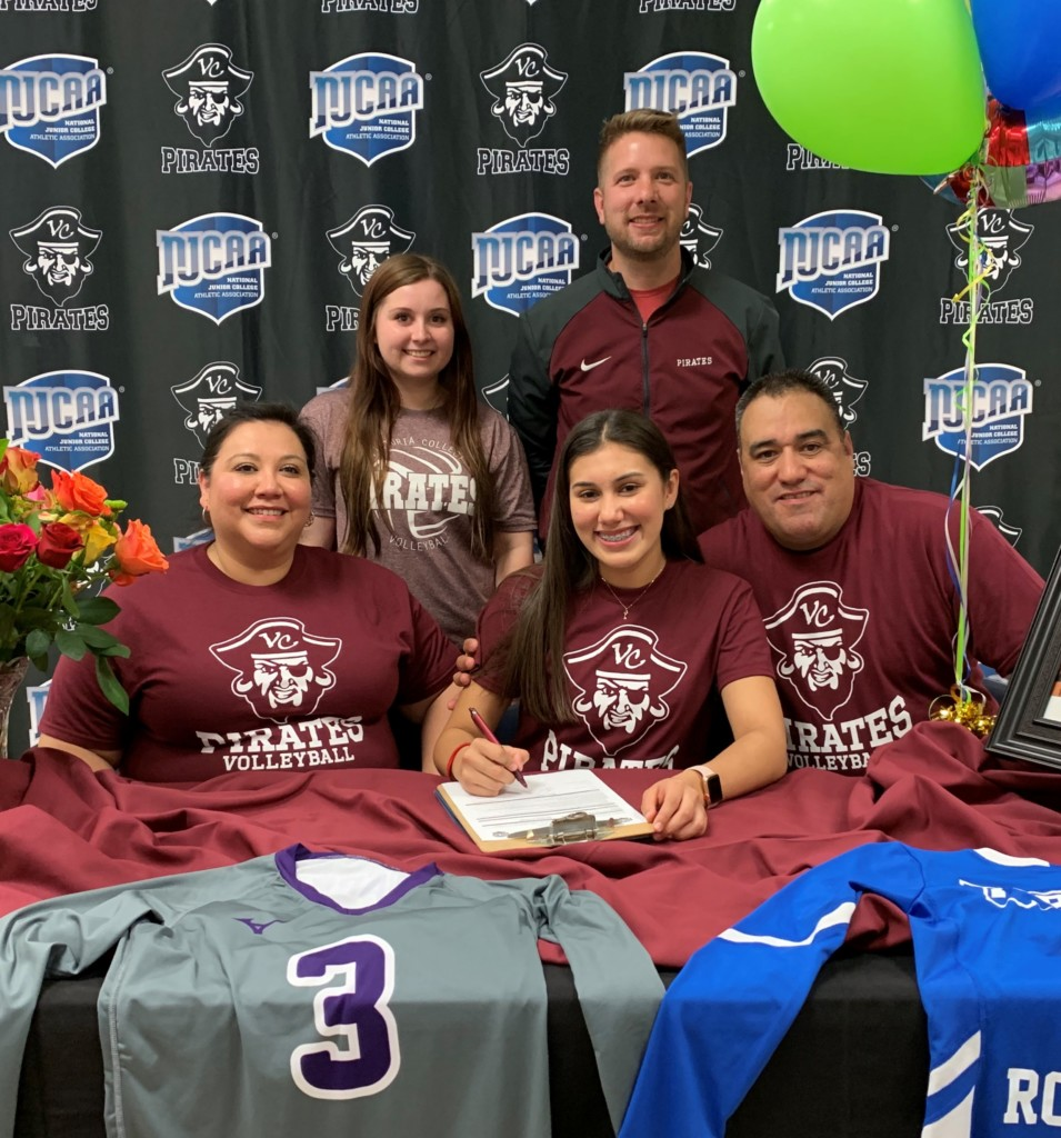 Victoria College Volleyball Adds Former S.A. Warren Star