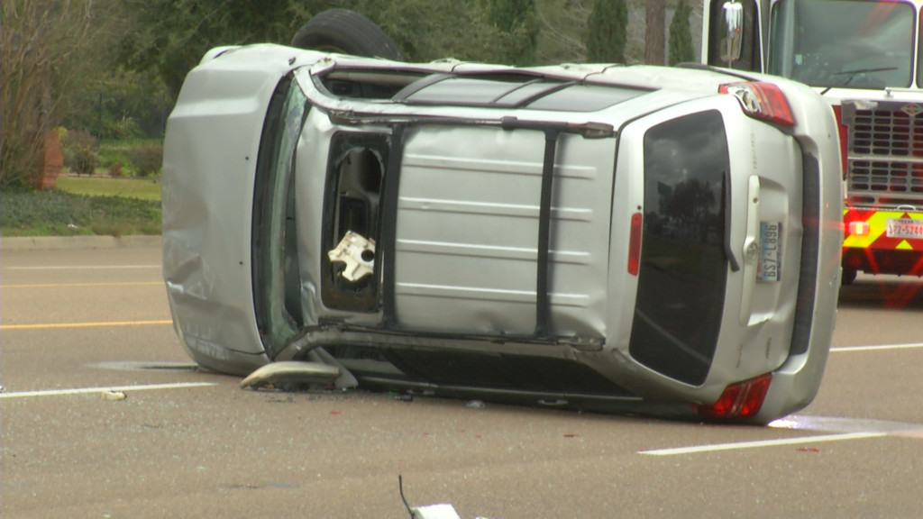 No Injuries Reported in Two-Vehicle Accident