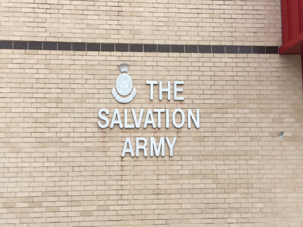 This year The Salvation Army had a lack of Angel Tree donations