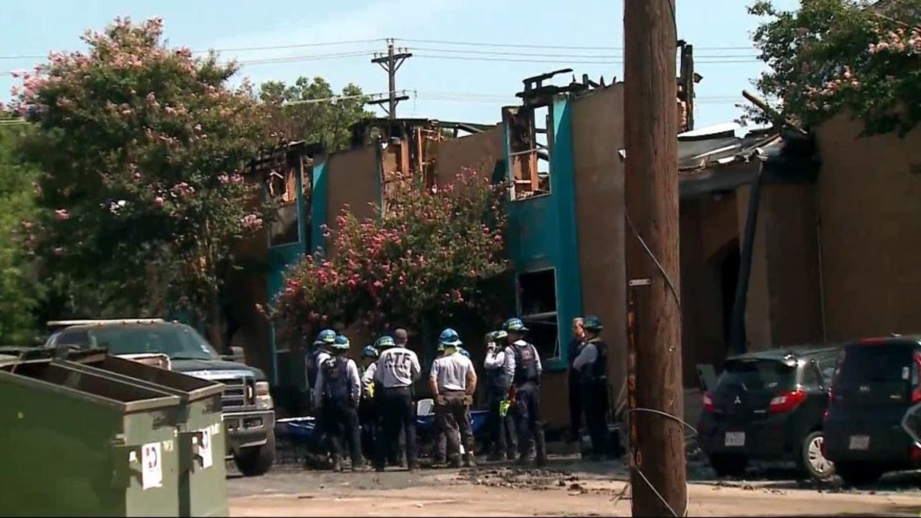 Deaths of 5 in San Marcos apartment fire ruled homicides