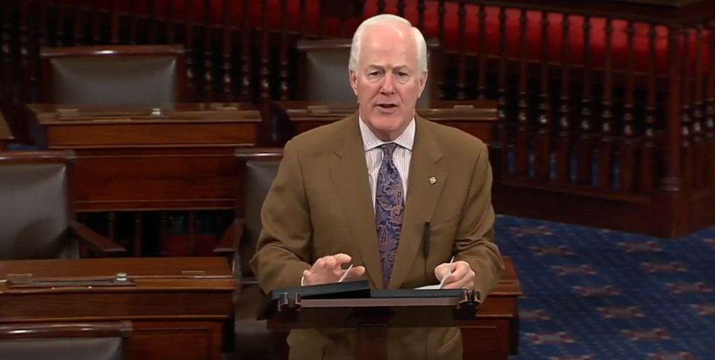 Cornyn again urges OMB to release $4 Billion in Harvey relief as hurricane season approaches