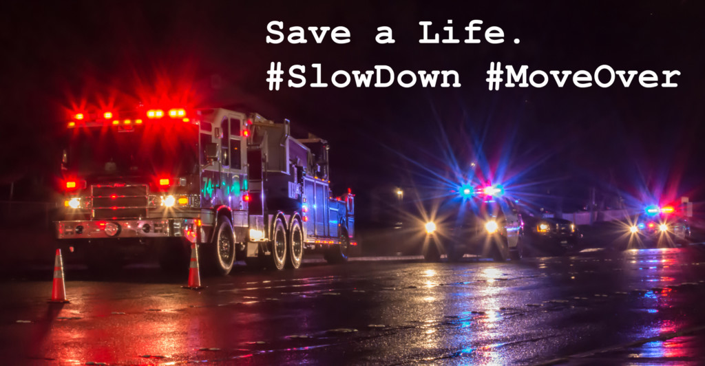 Texas motorists: Slow down or move over for stopped emergency vehicles