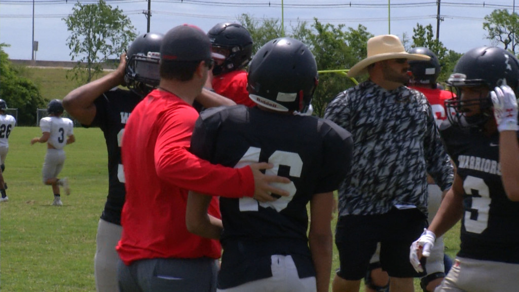 VISD H.S. Football Scrimmage Previews 8-22