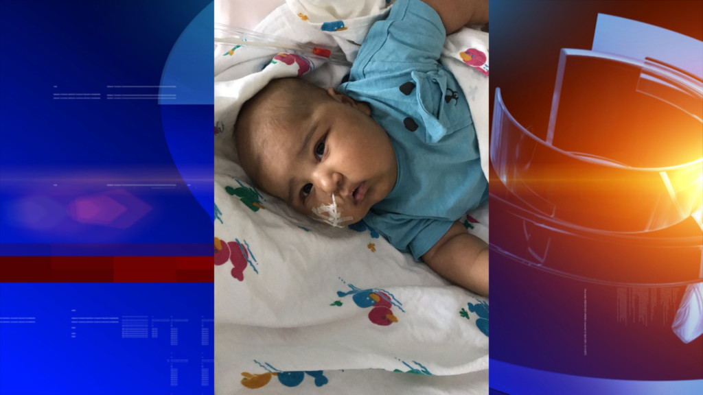 Victoria Islamic Center helping to find stem cell donor for infant with cancer