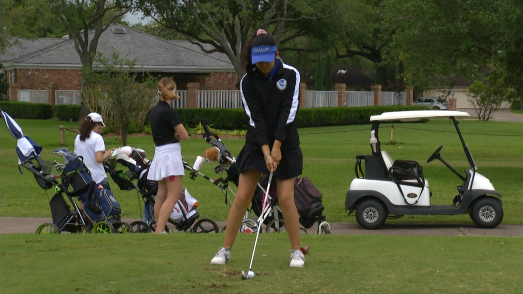 STJ Golf Sweeps Titles In Rockport 11/18