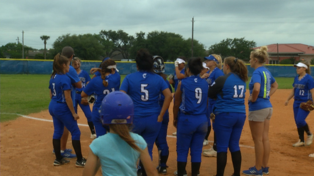 East-STJ Softball Rained Out
